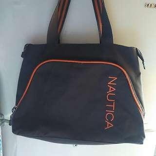 Nautica travel shoulder bag