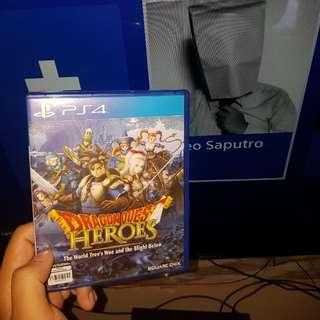 Bd PS4 dragon quest heroes
