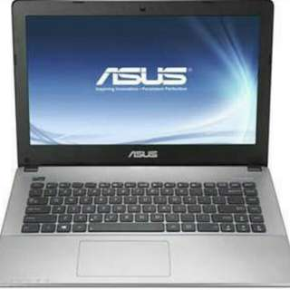 New Laptop Asus X441NA Win 10-500GB-4GB Dicicil 0% Bunga