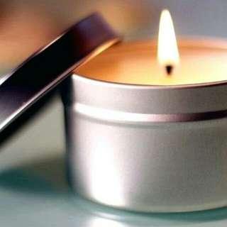 Candle Souvenir