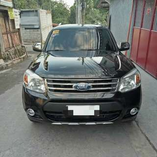 Ford Everest 2014 (limited edition)