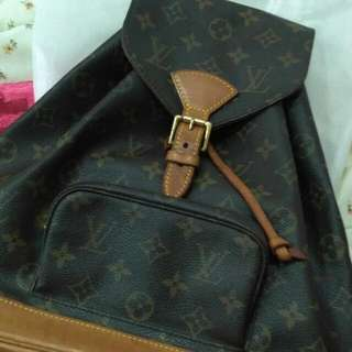 Authentic Louis Vuitton / LV BACKPACK 1999