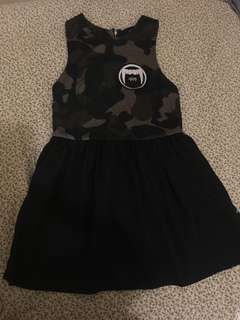 ilabb camo dress