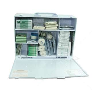 FIRST AID BOX B ( FOR 50 WORKERS )