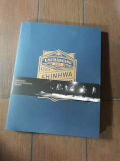 Shinhwa Unchanging Story