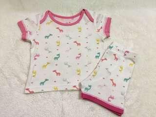 Mothercare set/sets/baju/pyjamas