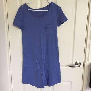 Blueish-purple Nightgown size S