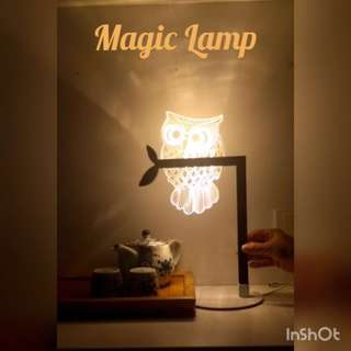 Magic Table Lamp
