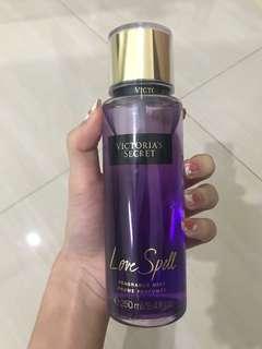 Victoria Secret Perfume Love Spell