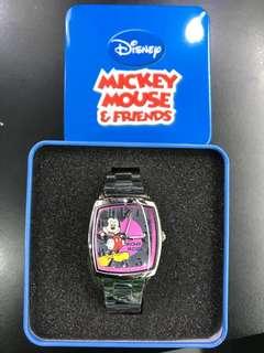 Mickey Mouse Watxh (ori) clear stock