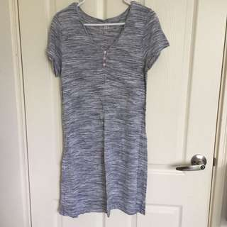 Grey Nightgown size S