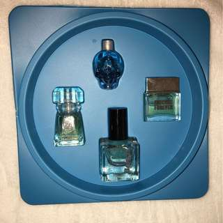 Authentic Perfume set for men