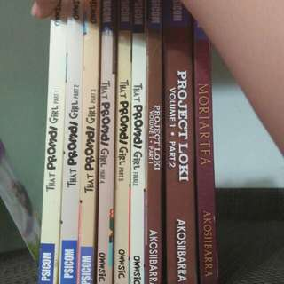 Wattpad Books Bundle