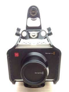 Camera - Black Magic Design Cinema Camera EF Mount