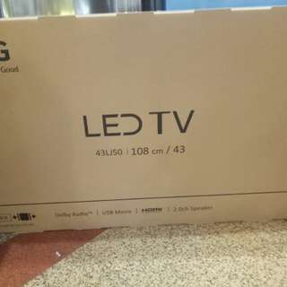 Tv Led 43 inc