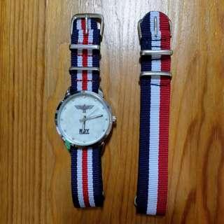 Boy London 可換錶帶手錶