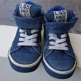 [Preloved] boy shoes size 10