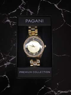 Pagani Gold watch