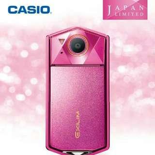 CASIO EX-TR75 【全新】美顏自拍相機 日本櫻花限定版 現貨