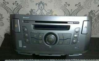 Radio standard alza
