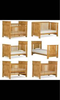 Baby Cot Frame