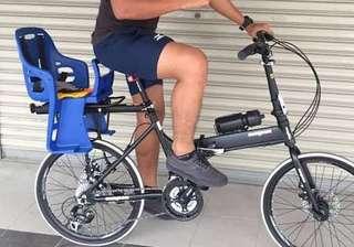 Baby Bike Carrier