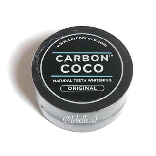 CARBON COCO Tooth Polish Activated Charcoal