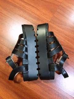 Primadonna creeper black shoes