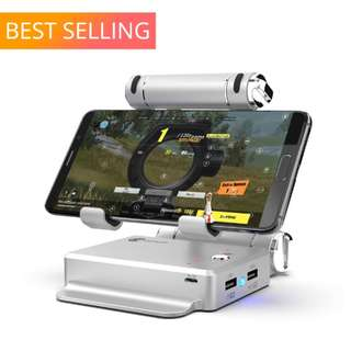 GameSir X1 BattleDock FPS PUBG Keyboard Mouse Converter Dock