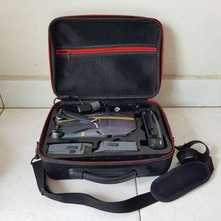 DJI Mavic Pro EVA Hard Soft Carry Case Storage Shoulder Bag