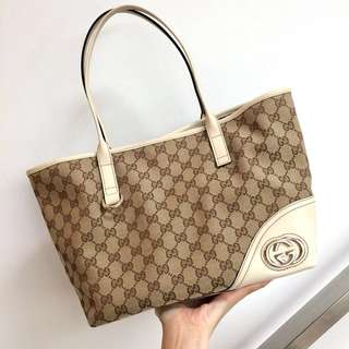 ** SOLD  ** GUCCI Britt Shoulder Bag / Tote / Shopper