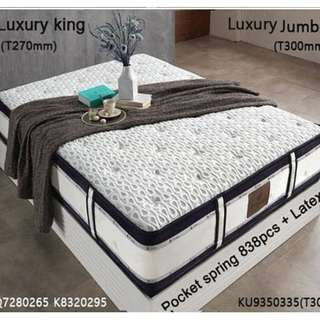 High Quality Luxury Mattress