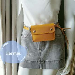 Hermes Vintage Waist Pouch