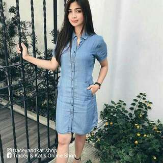 H&M Inspired Denim Dress