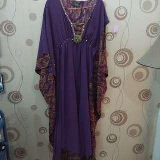 Kaftan purple