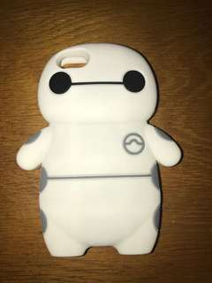 iphone 5/5s ; baymax case
