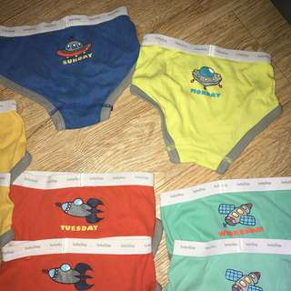 Baby Gap UnderPants (Set of 3)