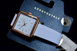Aéropostale Rubber Analog Watch