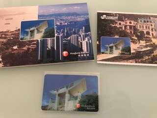 香港電訊 1997年山頂電話卡
