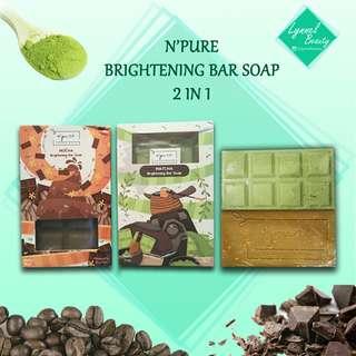 Npure Brightening Bar Soap