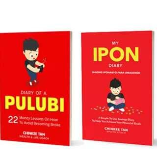 Diary of a Pulubi + My ipon diary
