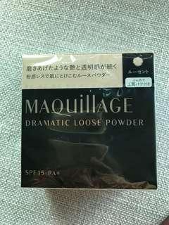 Shiseido Maquillage Dramatic Loose Powder 蜜粉