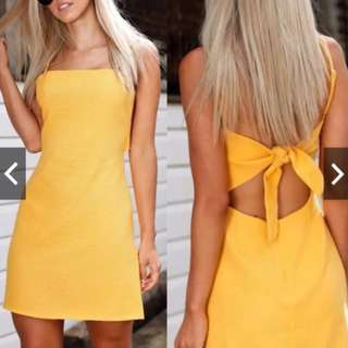 Fashion Women Square Neck Solid Color Spaghetti Strap Backless Bodycon Dress