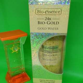 New 150ml Bio Essence 24k Gold water handcarry Singapore