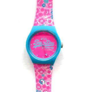 Authentic Imported Superdry Analog Watch