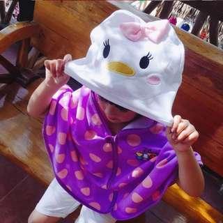 Daisy duck Tsum Tsum Hooded cape