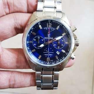 Festina Chronograph Watch