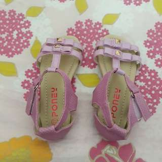 Poney Girl Sandal