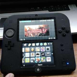 Nintendo old 2ds