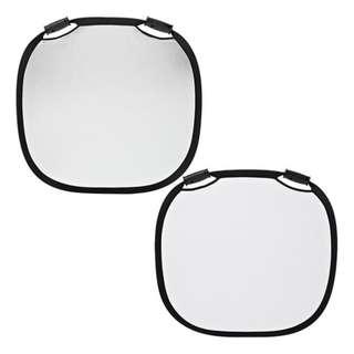 "[BN] Profoto Collapsible Reflector - Silver/White - 33"""